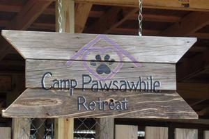 Coastal Pet Rescue Camp Pawsawhile Retreat Shelter